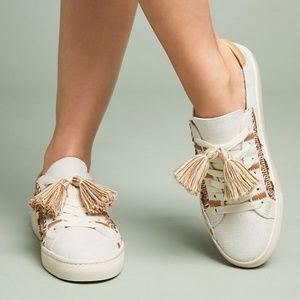 Soludos x Anthropologie Panarea Sneakers